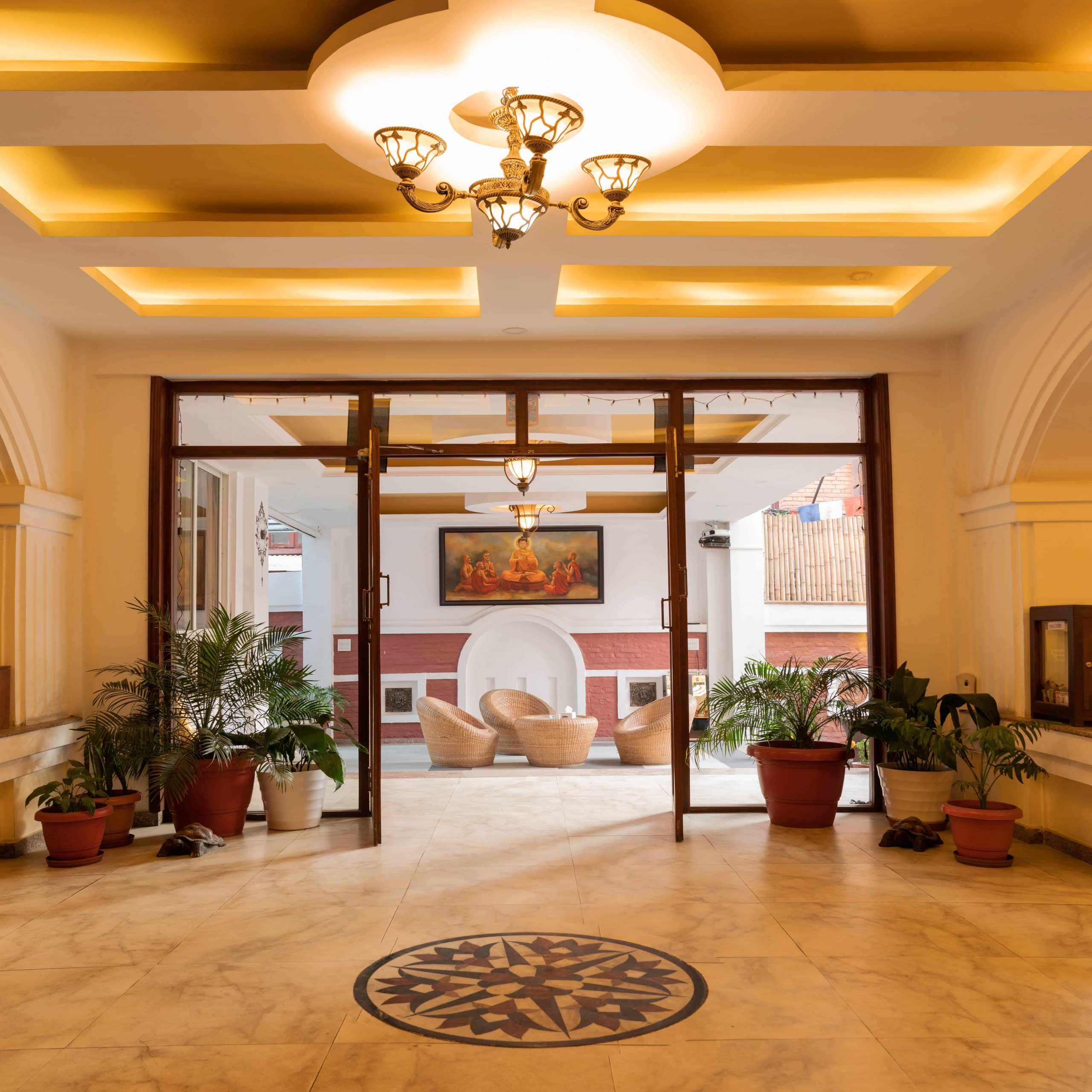 What exactly is a Boutique Hotel? Boutique Hotel in Thamel: Dom Himalaya